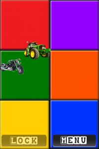 Screenshot af Baby Disco på iPhone
