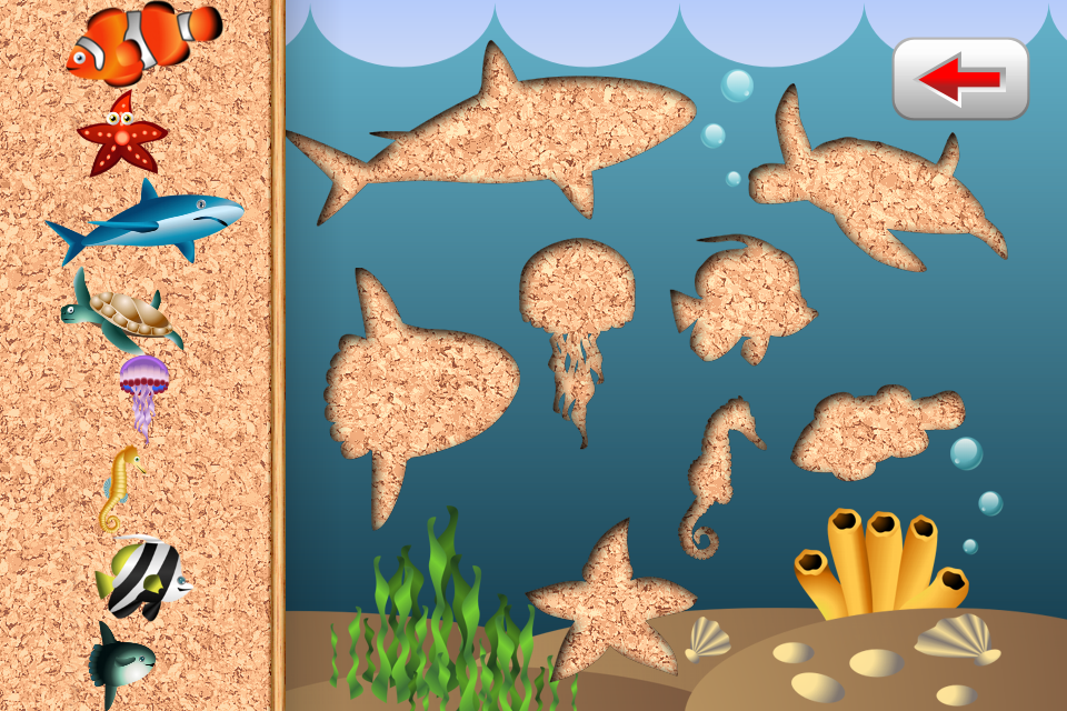 Screenshot af Animal Puzzle for Toddlers