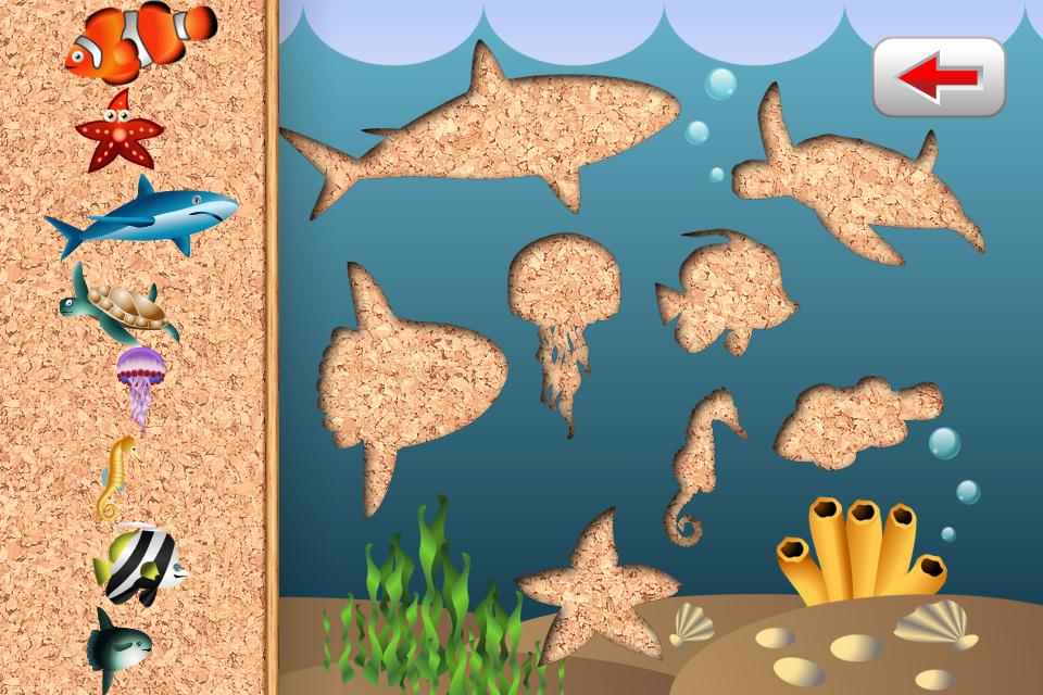 Screenshot af Animal Puzzle for Toddlers
