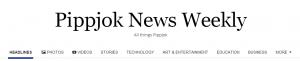 Pippjok News Weekly Header